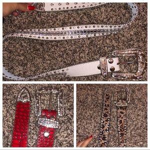 Accessories - Western belts